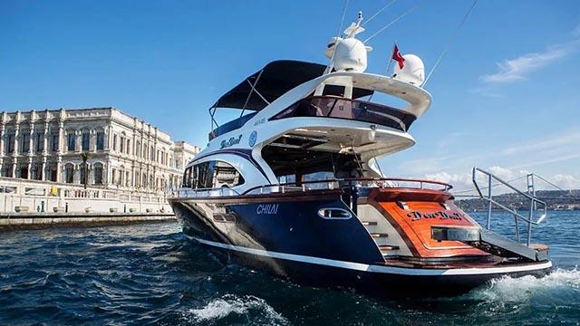 Istanbul Bosphorus Yacht Service